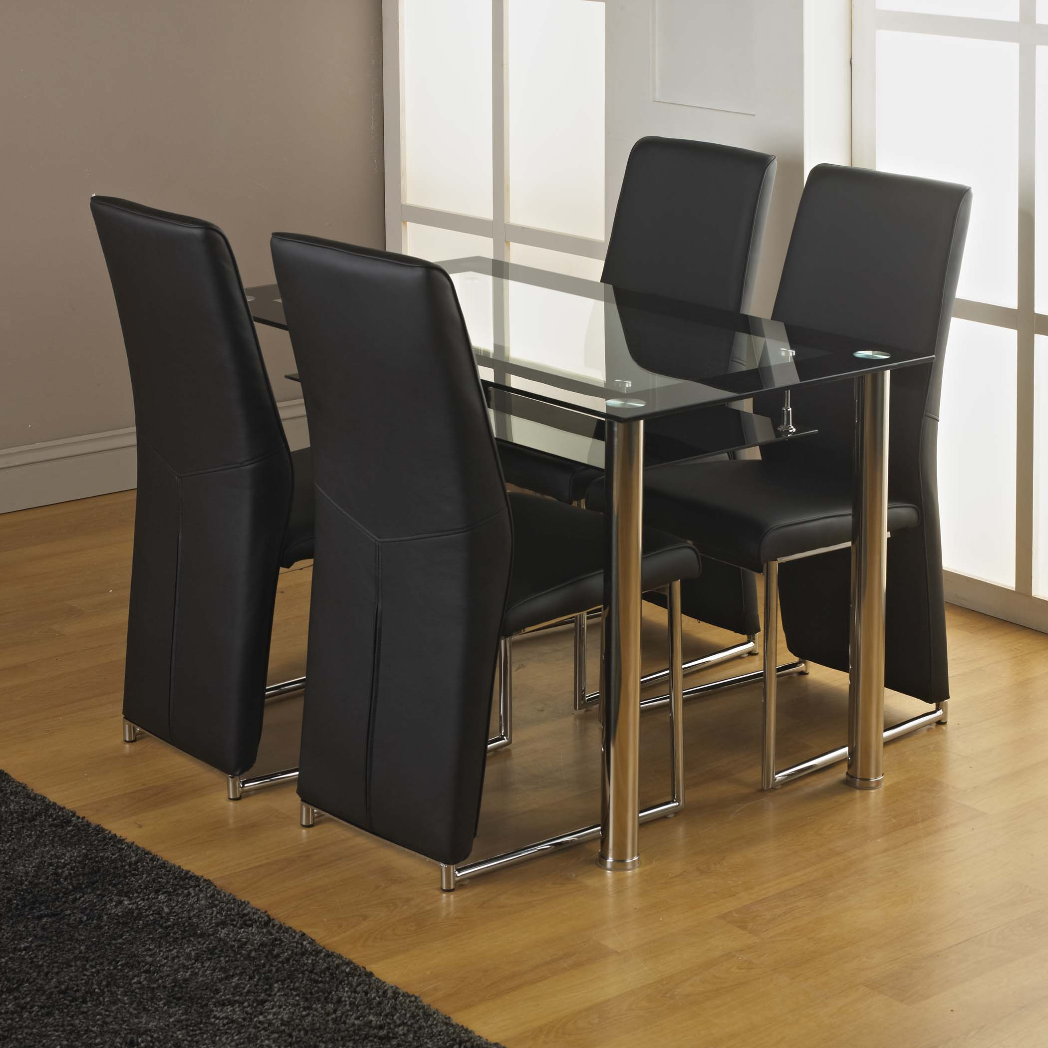 Kingston Black Aston Chair KINGSTON BLACK FRANCO 03 Franco Dining 02 JULIET CHAIR 01