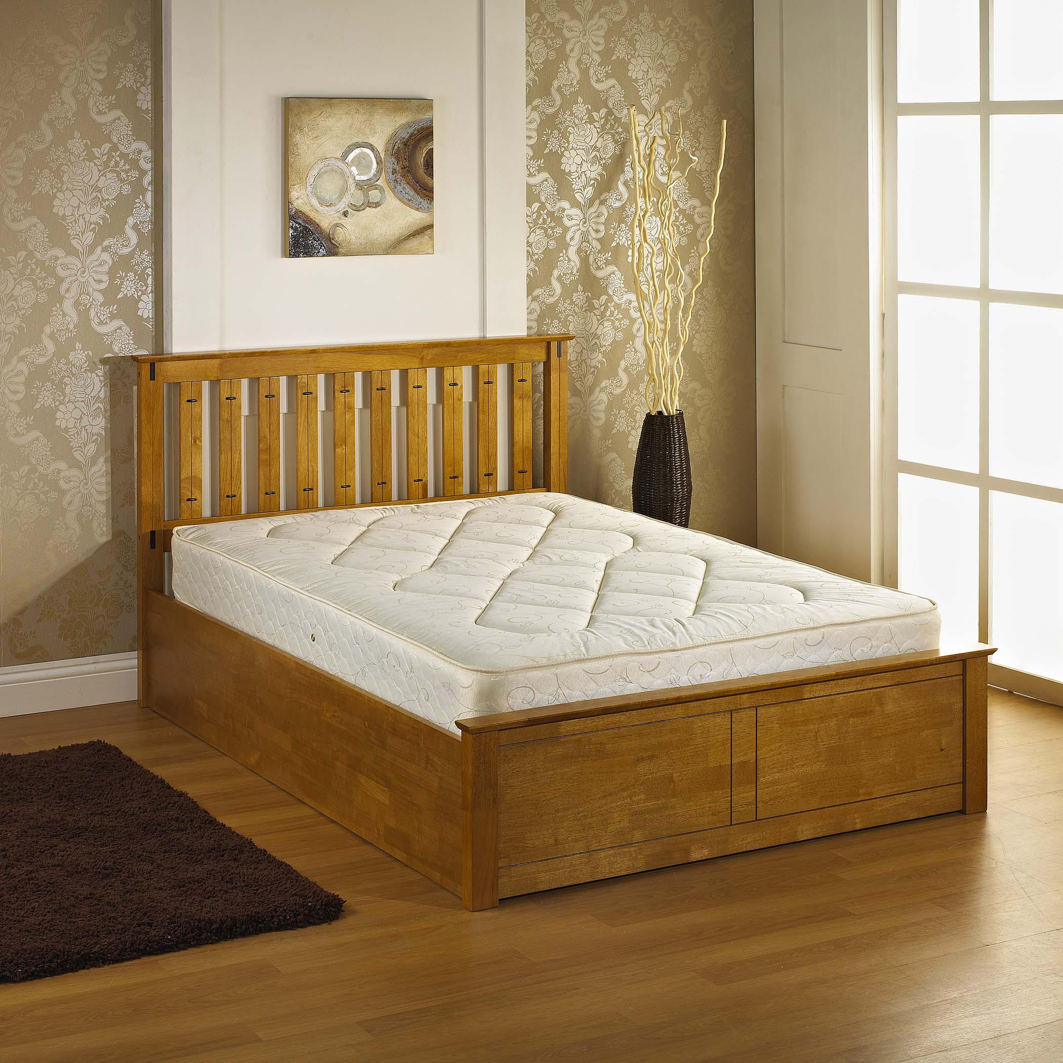 Picture of: The Italian Furniture Company Leeds Ltd Importers And Distributors Of Quality Furniture In The Uk Veronica Storage Bed